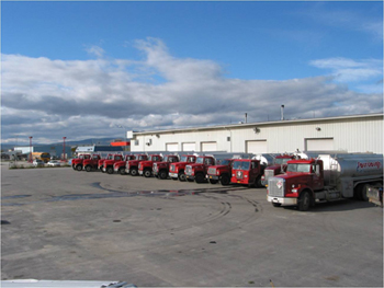2011 trucks lines up